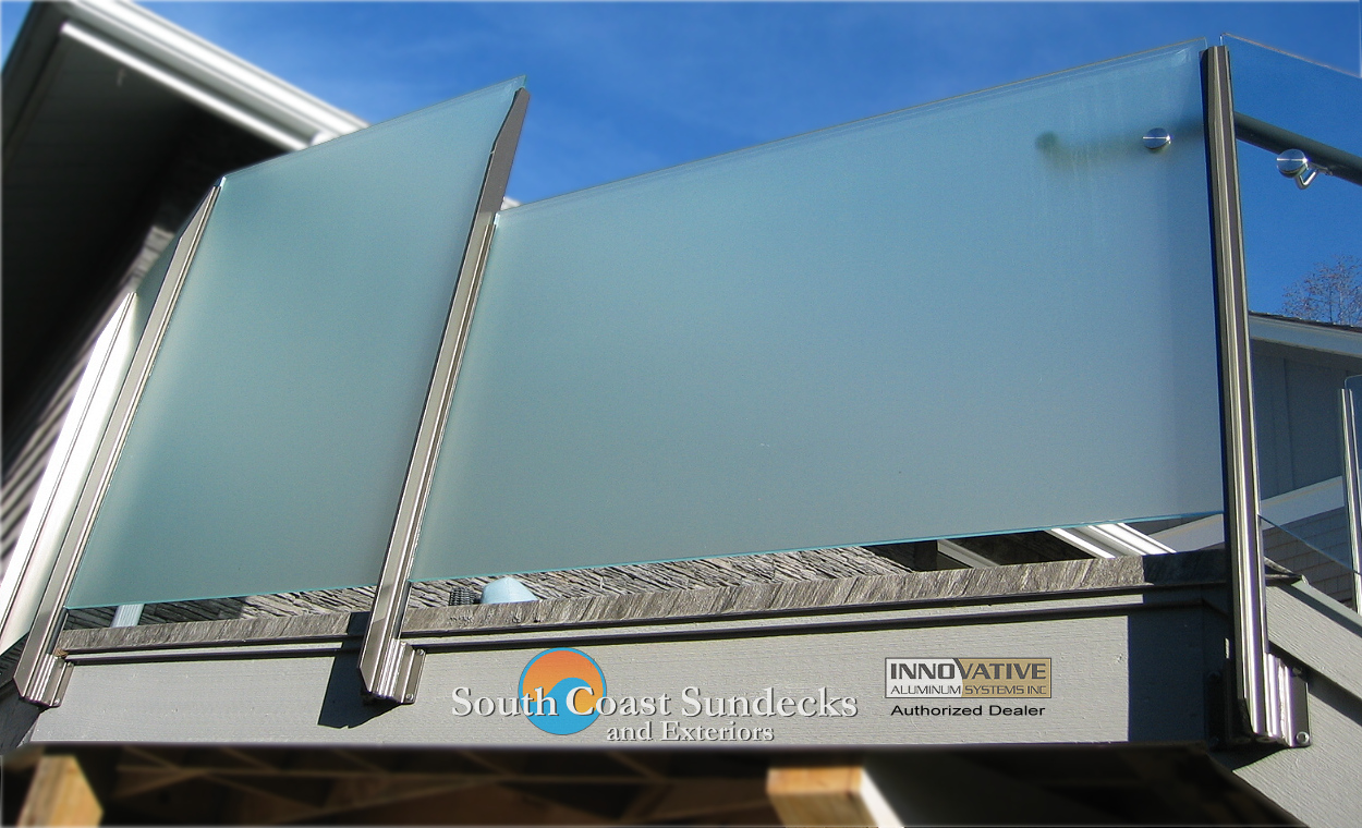 Remarkable Glass Deck Railing Company in Vancouver
