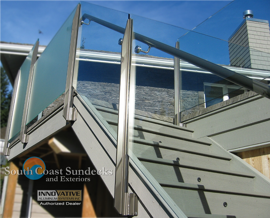 Reasons Why The Infinity Glass Deck Railing System Is Right For You