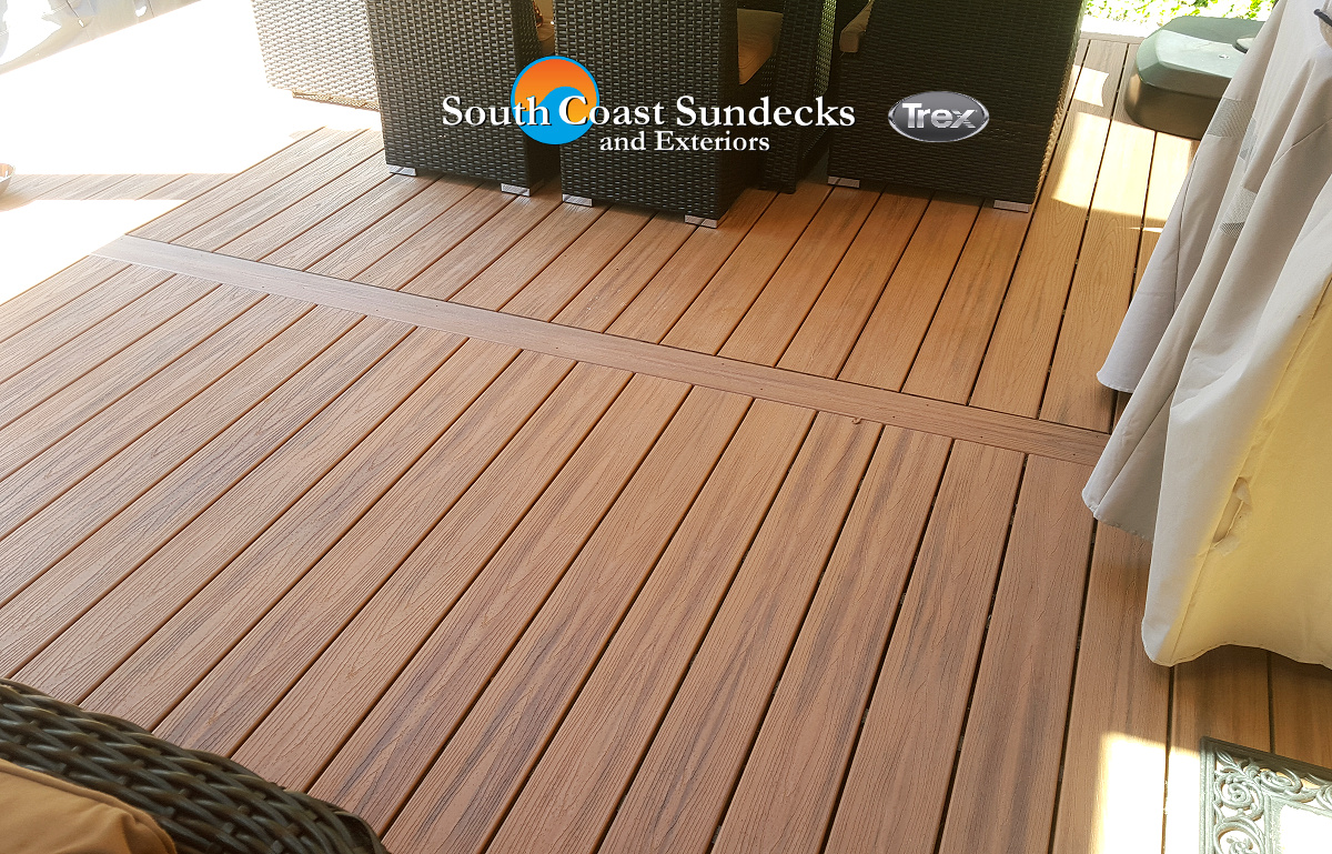 Featured Outdoor Living Space | Trex Composite Deck ...