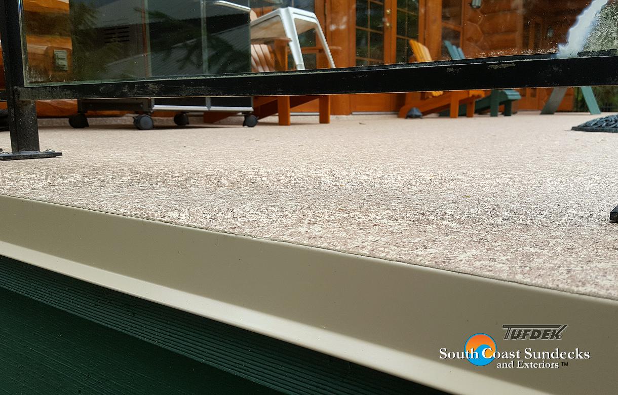 Featured Vinyl Deck Resurfacing & Restoration   Supply