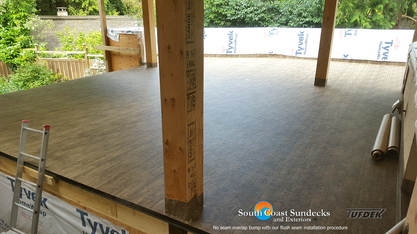 Featured vancouver vinyl decking installation supply for Vinyl decking material