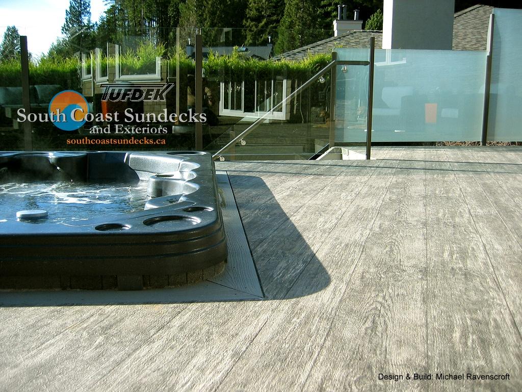 Remarkable vancouver vinyl sundeck company vinyl decking for Vinyl decking material