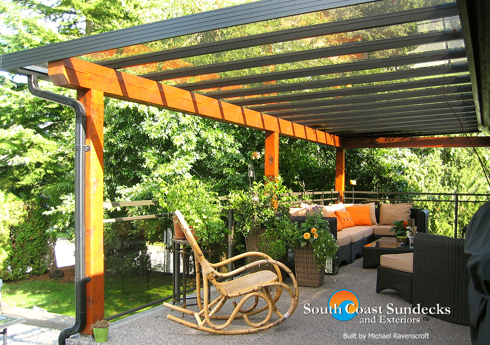 South Coast Sundecks is your answer to Remarkable Deck or Patio Cover & Everything Patio u0026 Sundeck Canopies - Covers   Glass-Wood-Aluminum ...