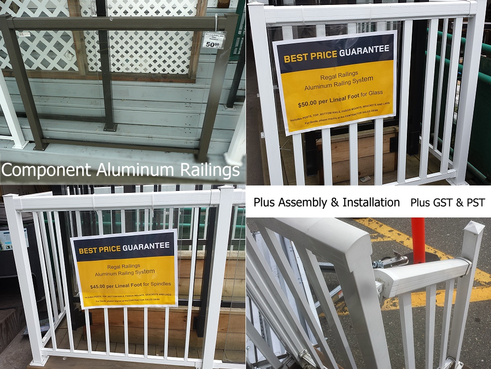 Everything Deck & Patio Railings | Sundeck Railing Company