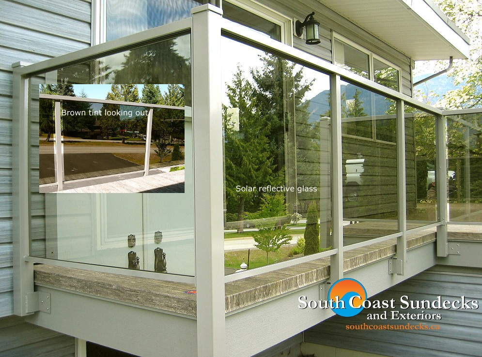 remarkable custom aluminum deck patio railings supply and