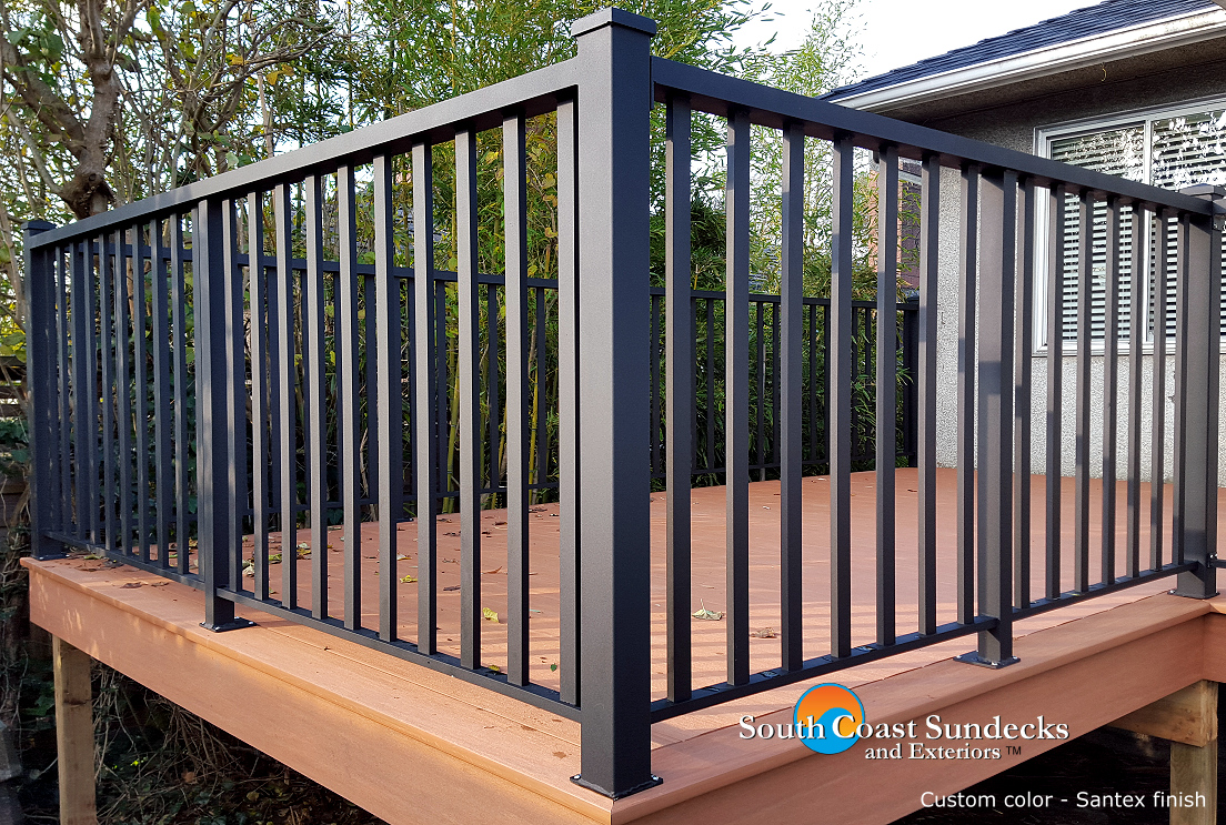Deck U0026 Patio Railing Services