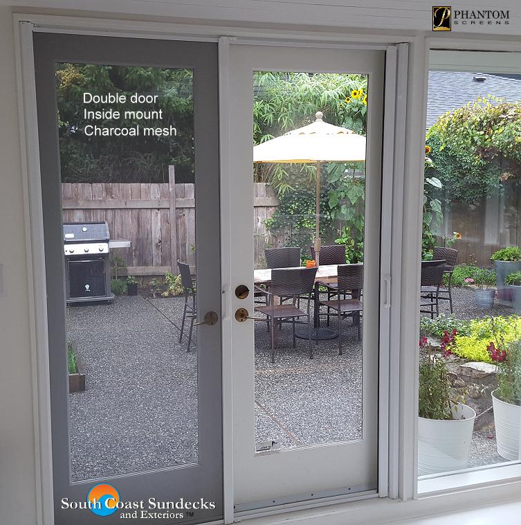 Remarkable Retractable Screens Doors Amp Windows Decks